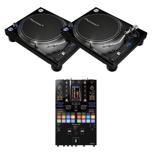 Pioneer PLX-1000K & DJM-S11 DJ Package