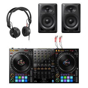 Pioneer DDJ-1000 DJ Controller & Pioneer DM-40 Package