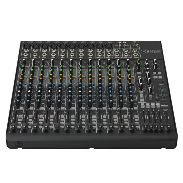 Mackie 1642-VLZ4 16 Channel Analogue Mixer