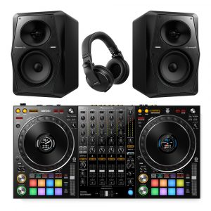 Pioneer DDJ-1000SRT & VM-70 Package