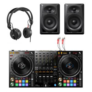 DDJ-1000SRT, DM-40 & HD25 Package