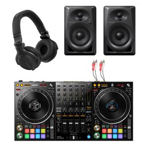 Pioneer DDJ-1000SRT, DM-40 & HDJ-CUE1 Package