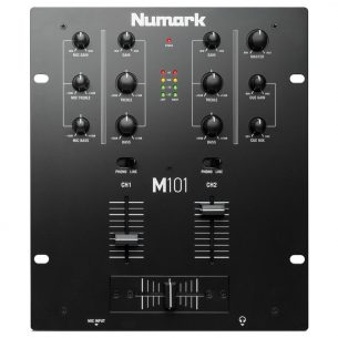 Choosing the right DJ mixer: 5 of the best