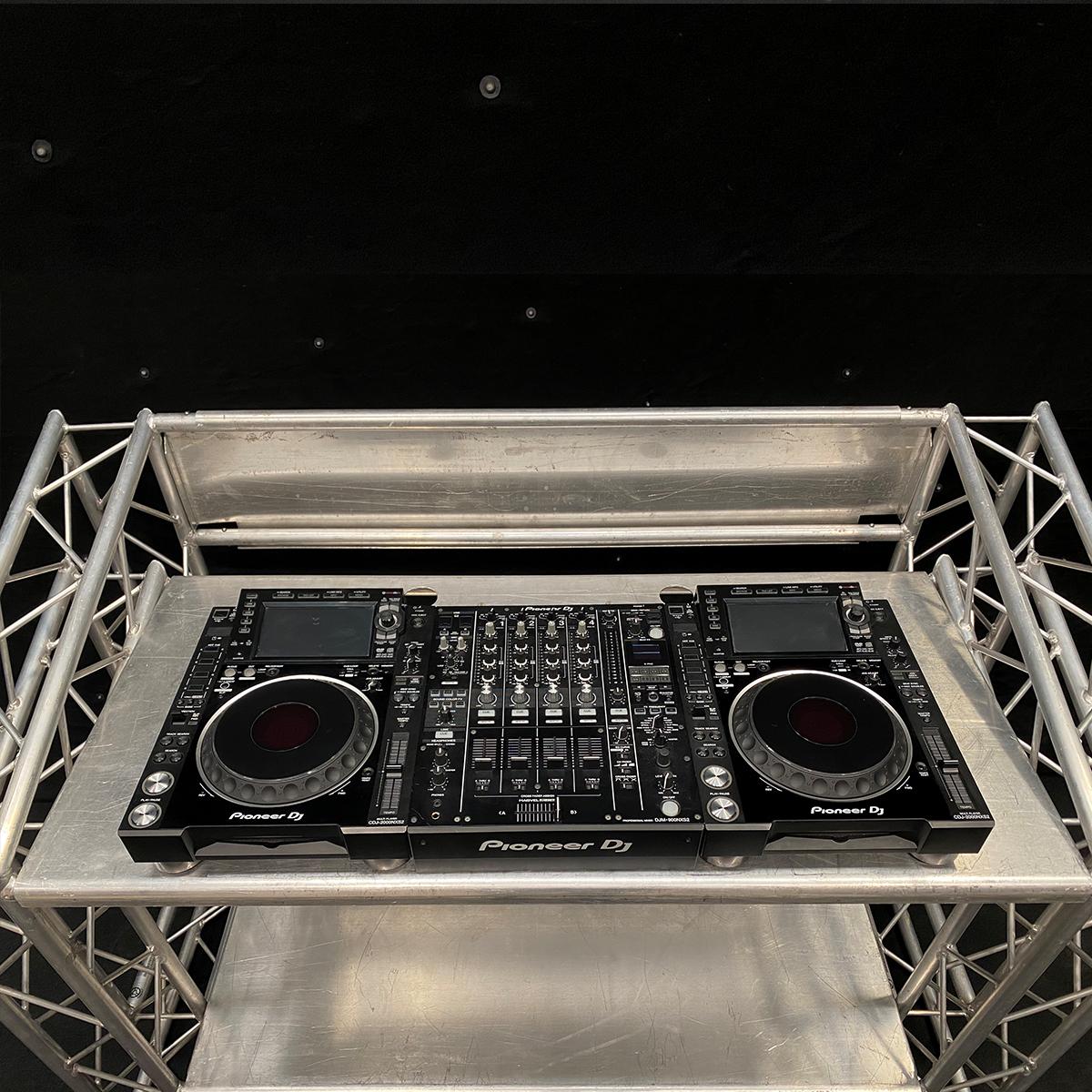 Litestructures DJ Console Hire