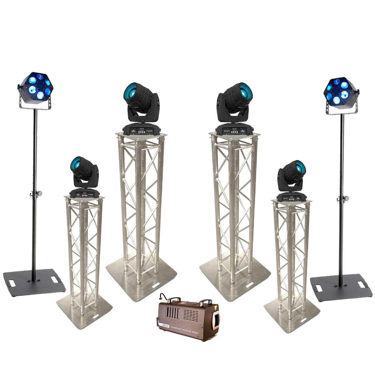 Ultimate Wedding Lighting Package Hire