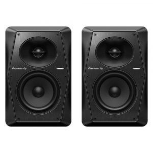 Pioneer DJ VM-80 Active Monitor Speaker, Pair