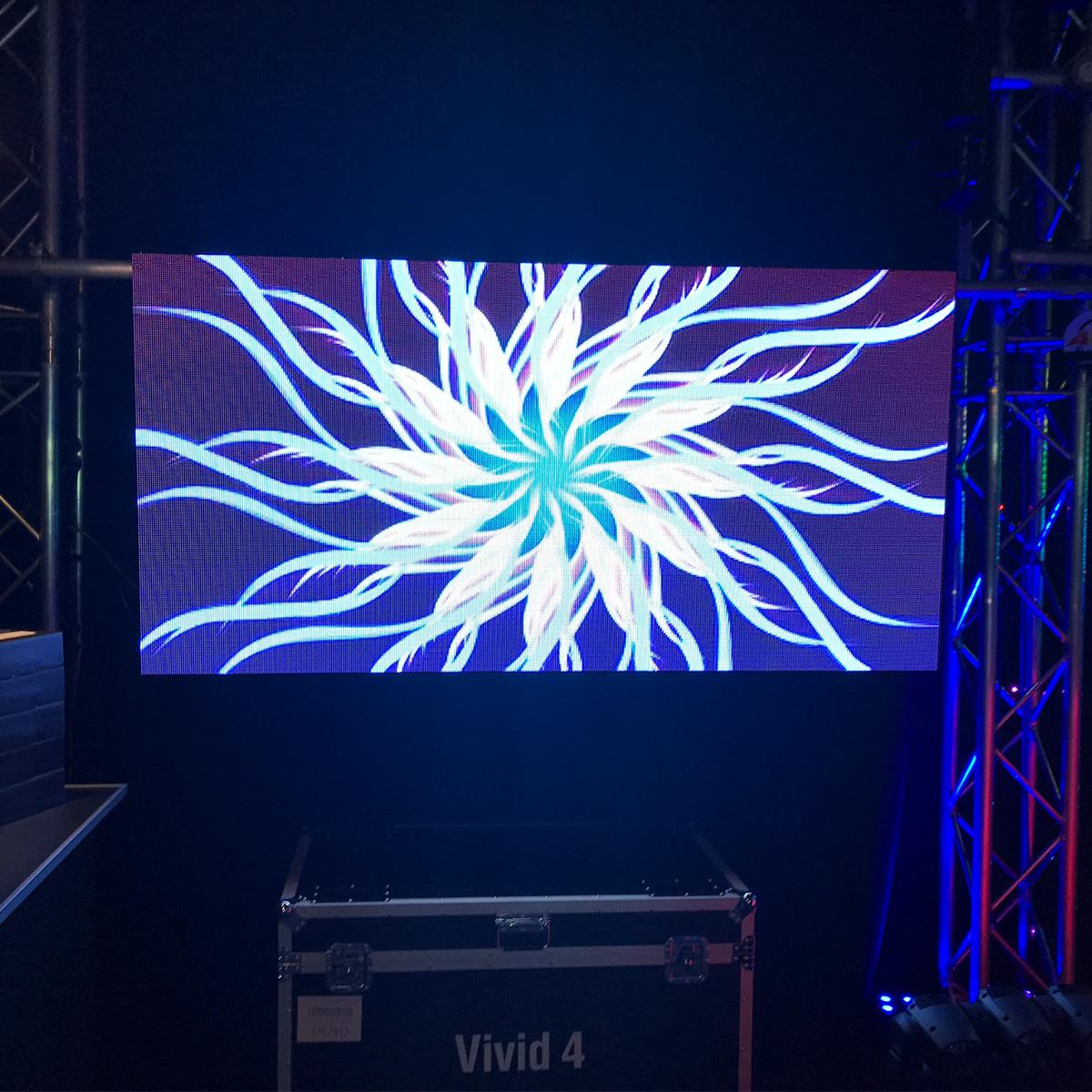Chauvet Vivid 4 Modular Video Panel