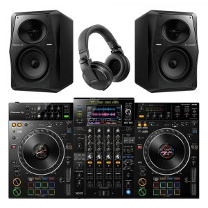 Pioneer XDJ-XZ Professional All-In-One DJ System & VM-80 Package