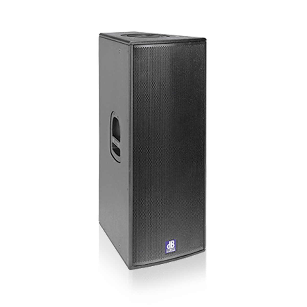 dB Technologies F212 3-Way Active Speaker 1000W x 2 Hire Package