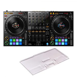 Pioneer DDJ-1000 DJ Controller with Decksaver