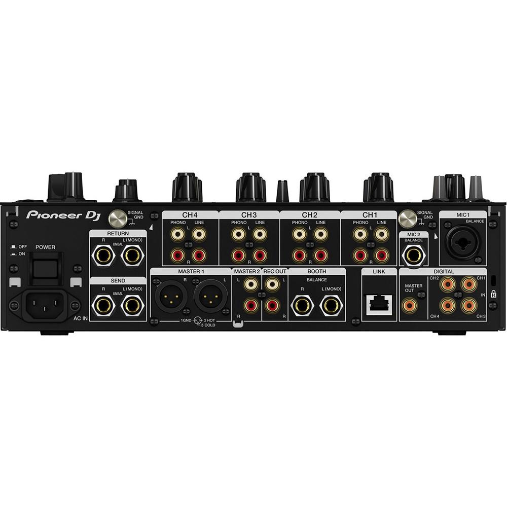 DJM-900NXS2 Rear
