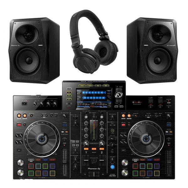 Pioneer XDJ-RX2 All-In-One DJ System & VM-50 Package