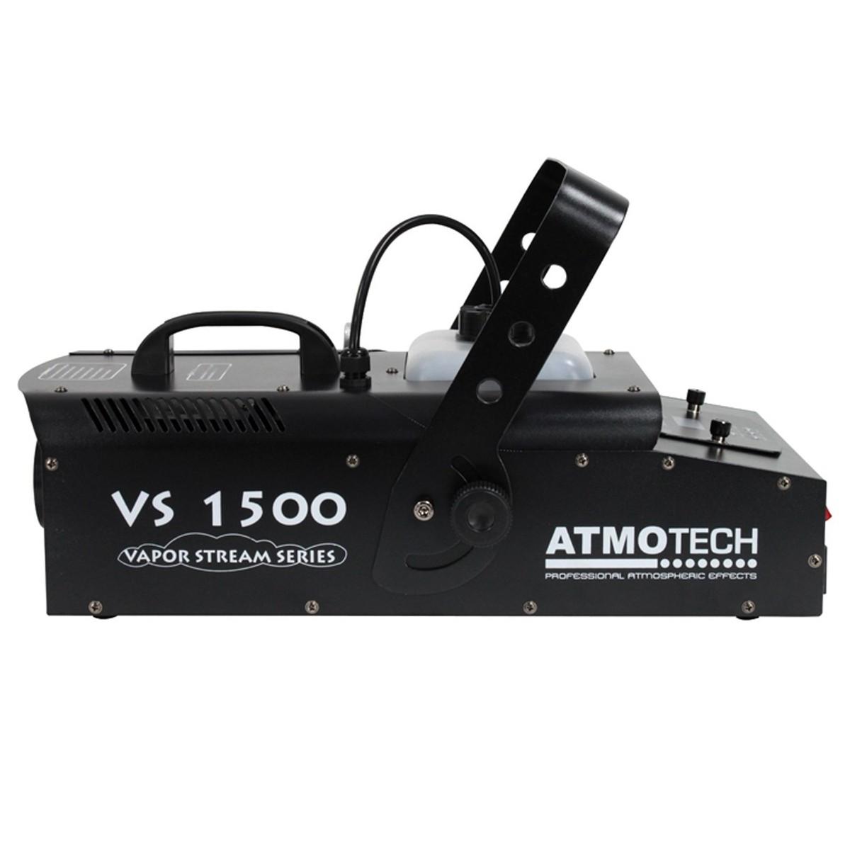 Smoke Machine Hire VS1500 Side