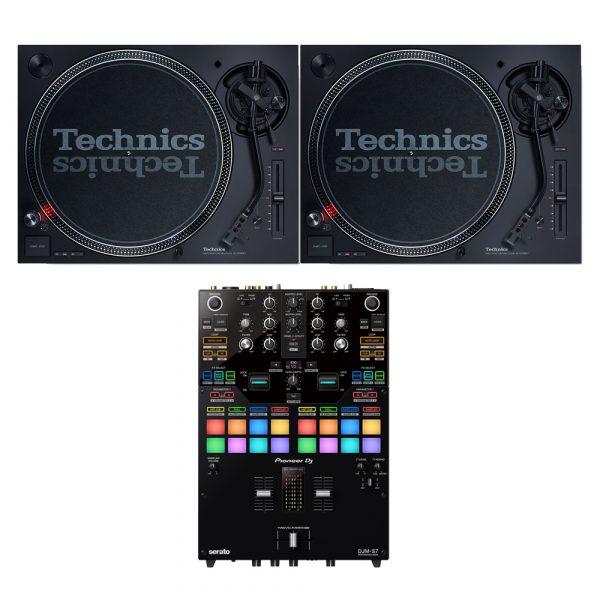 Technics SL-1210 MK7 & DJM-S7 DJ Package