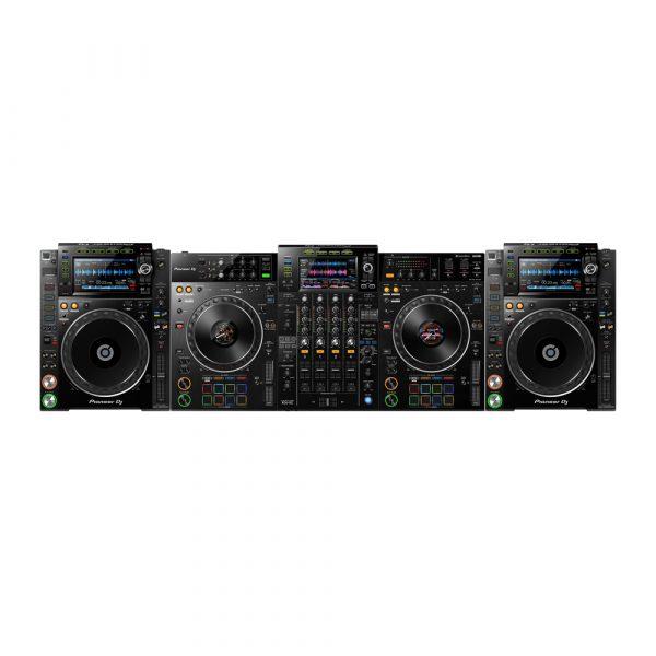 Pioneer CDJ-2000NXS2 & XDJ-XZ DJ Package