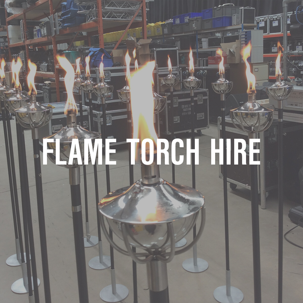 Flame Torch Hire