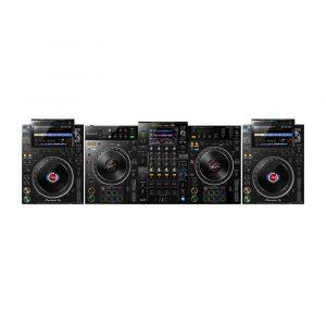 Pioneer CDJ-3000 & XDJ-XZ DJ Package