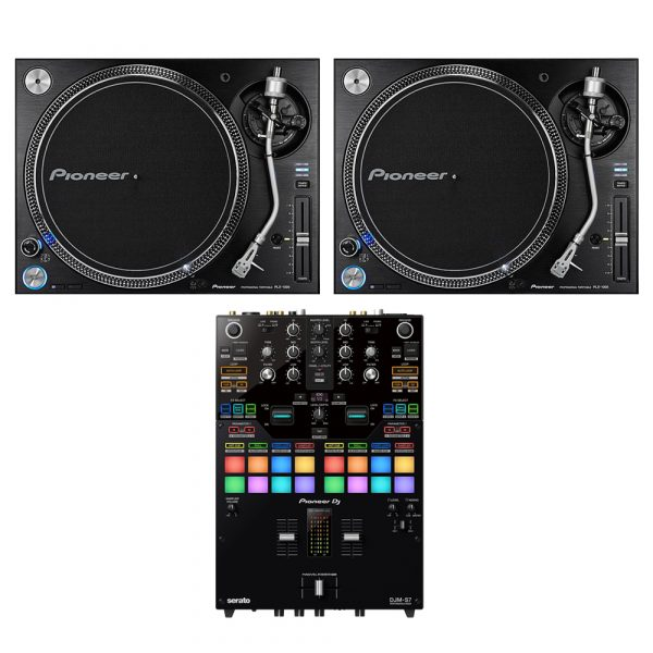 Pioneer PLX-1000 & DJM-S7 DJ Package