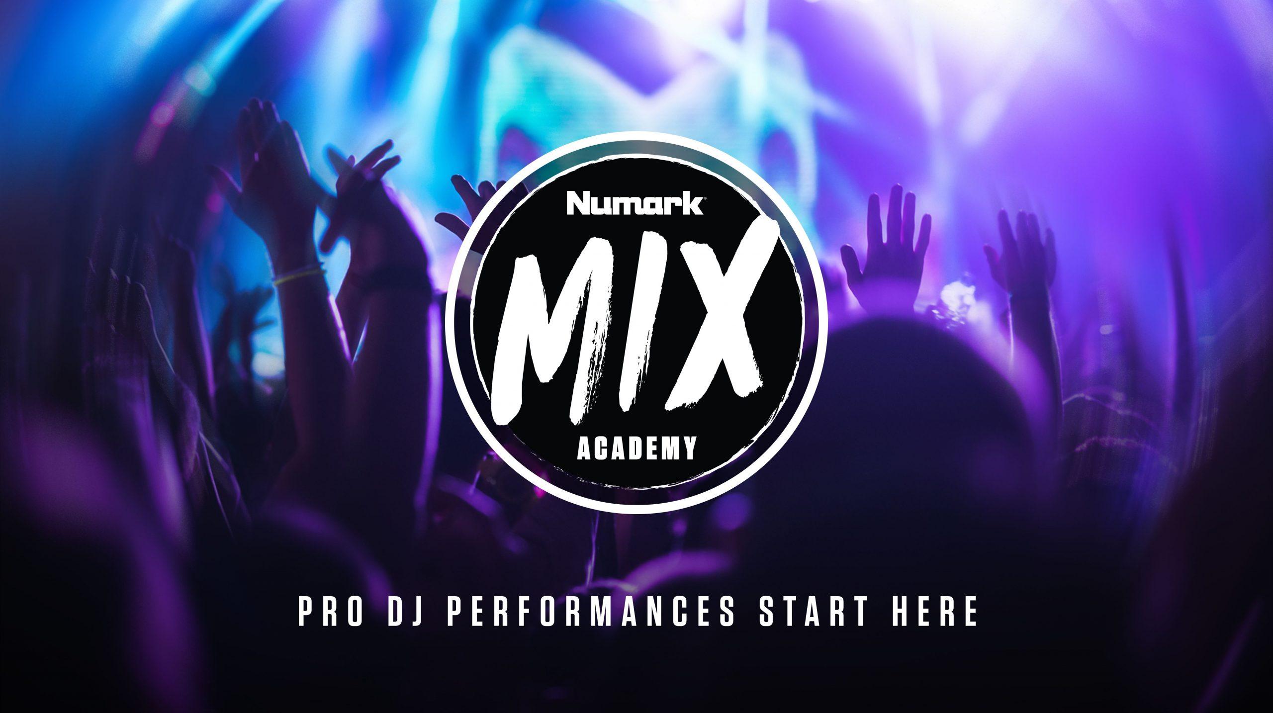 Numark Mix Academy