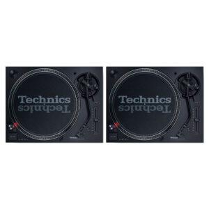 Technics SL-1210 MK7 DJ Turntable Bundle
