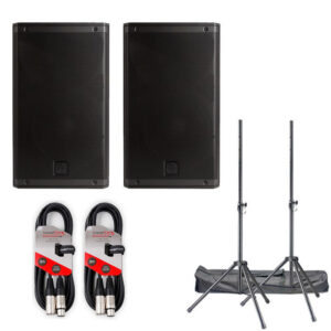 RCF ART 910-A Active PA Speaker Package
