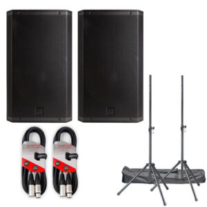 RCF ART 915-A Active PA Speaker Package