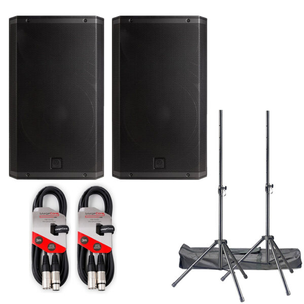 RCF ART 935-A Active PA Speaker Package