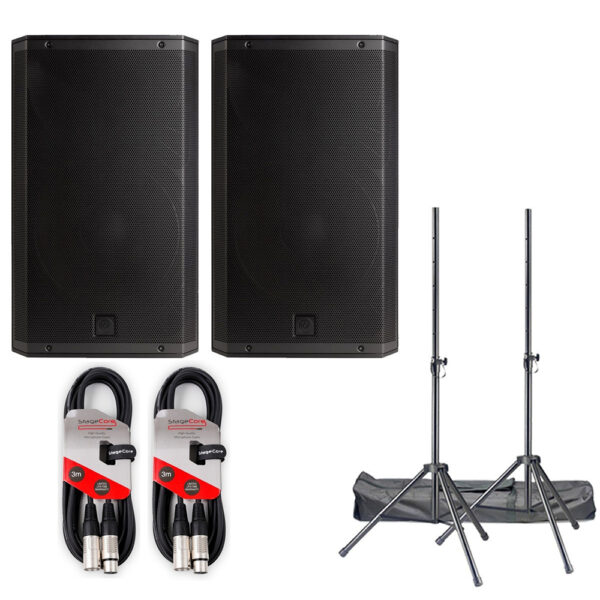 RCF ART 945-A Active PA Speaker Package